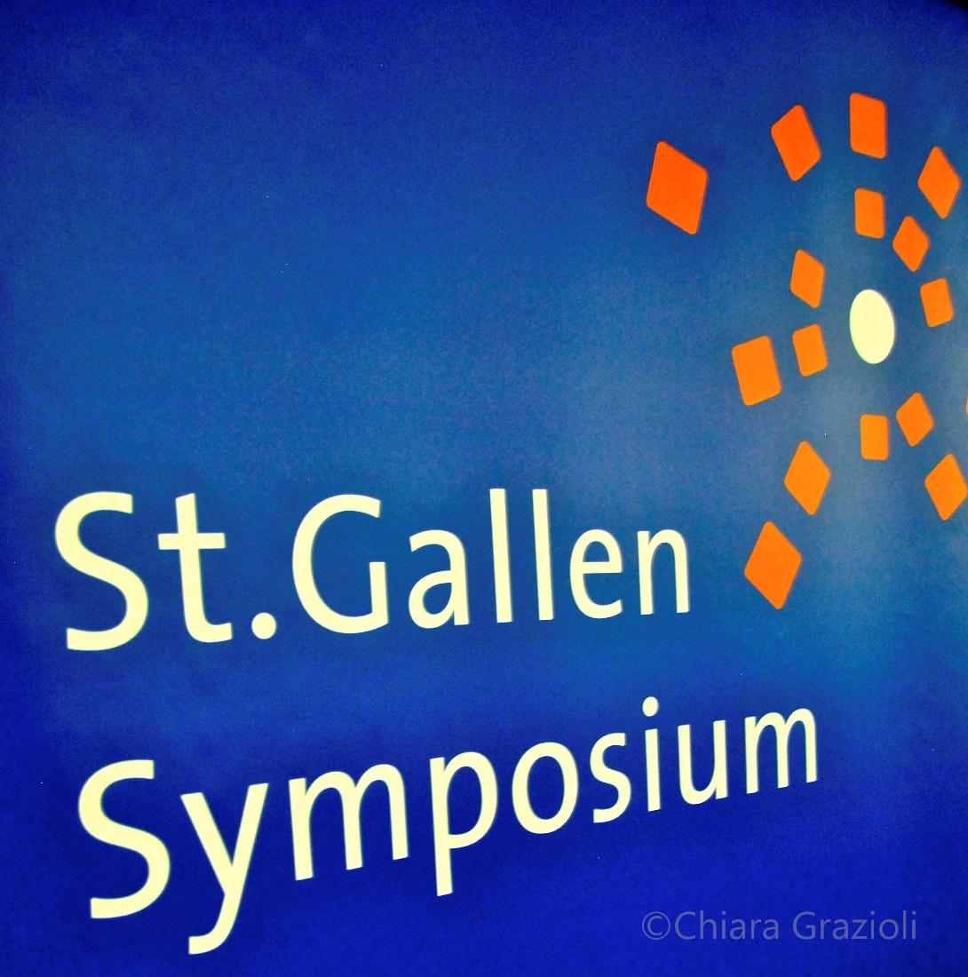 Il logo dell'evento che si ripete dal 1970