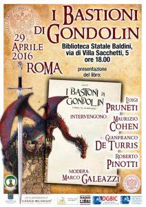 I Bastioni di Gondolin 2016- 04-29