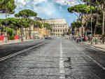 Roma: visual Haiku|Olivetti poems
